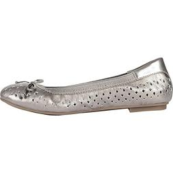 Women's Vionic 'Surin' Perforated Ballet Flat, Size 6 M - Gr
