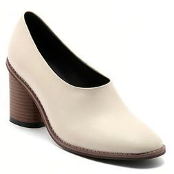 plus size 34-42 pumps women spring autumn dress shoes pu lea