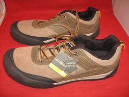 rmk99 Men's Eddie Bauer Trenton Hiking Shoes Suede/Leather S