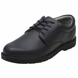 School Issue Scholar  Dress   Dress Shoes - Blue - Mens