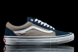 VANS Shoes Old Skool Pro  Dress Blues / Portabella VN0A45JCU