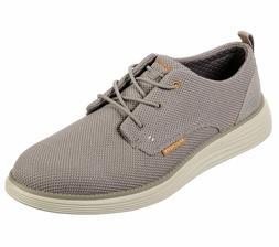 Skechers shoes Taupe Men Memory Foam Casual Comfort Soft Wov