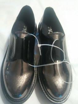 Sixtyseven Slip-On Women's Dress Shoes Gun Metal Size 38  Ne