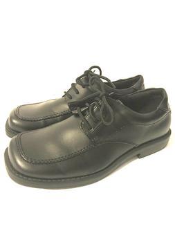 Size 3 Boys Shoes Dress Shoes Black Laces Smart Fit School C