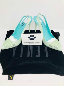 Puma Fenty by Rihanna Slingback Heel Green 364469-02 Women's