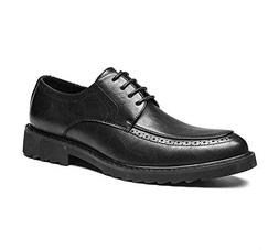edv0d2v266 Men's Slip On Loafers Business Casual Classic Lea