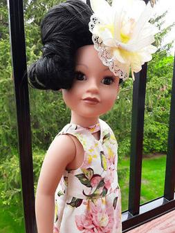 """Special Event Holiday Dress for 18"""" Journey Girl Dolls"""