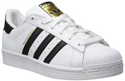 adidas Originals Superstar J Casual Low-Cut Basketball Sneak