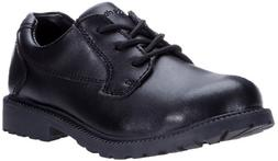 Stride Rite Taft Dress Shoe ,Black,13.5 W US Little Kid