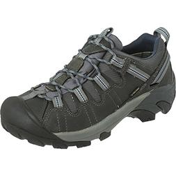 KEEN Men's Targhee II Waterproof Hiking Shoe,Cascade Brown/B