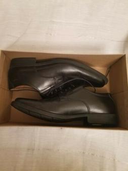 78e9c7ef53954 Clarks Tilden Plain Lace Up Shoes Leather Mens Dress Lace Up