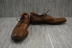 **Clarks Tilden Walk Oxford Dress Shoes, Men's Size 11M, Tan