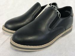 Toddler & Little Boys Cat & Jack Neal Black Dress Shoes Loaf