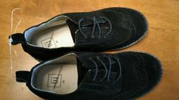 Toddler's boys casual/dress shoes wing tip oxfords black Bab
