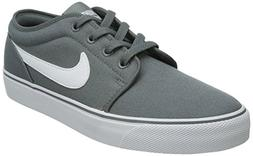 Nike Mens Toki Low Textile Casual Shoe Cool Grey/White 10 D