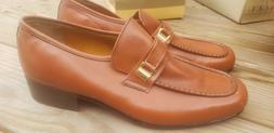 "Vintage New Italian Made Men's Leather Dress Shoe ""Rossano"""
