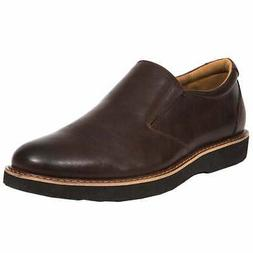 Deer Stags Walkmaster Twin Gore Slip-On Dress Shoe  Casual
