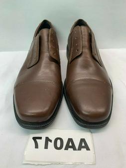 Bostonian Wenham Cap Lace Up Leather Mens Dress Low Heel Siz