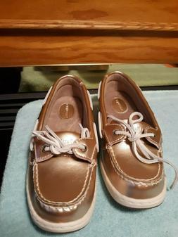 """Women NIB G.H. Bass & Co Bass- Marine Slip-on """"Deck"""" Shoe-s"""
