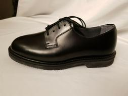 Rocky Women's 211 Black Leather Oxford Shoes Work / Dress /