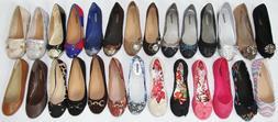 Women's Ballet Flats Simple Casual Dress Slip On Shoes