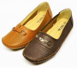 Women's Fashion Comfort Dress Flat Shoes size 6, 6.5, 7, 7.5