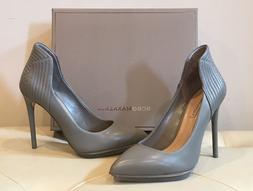 BCBGMAXAZRIA Women's Ma-Abbott Dress Pump Shoes Grey Dusk 7M