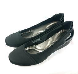 Dexflex Comfort Women's Size 13W Black Dusk 1.5 Inch Wedge N