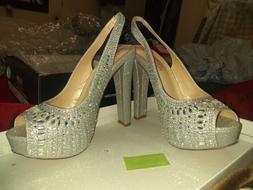 women s swan 30 high heel plaform
