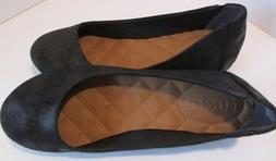 Women's MUDD TUBA Black Ballet Flats Fashion Casual Comfort