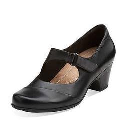 Clarks Women Sugar Palm - Elegant, Comfortable Low Heel Dres